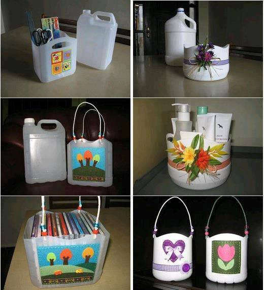 bags recycled